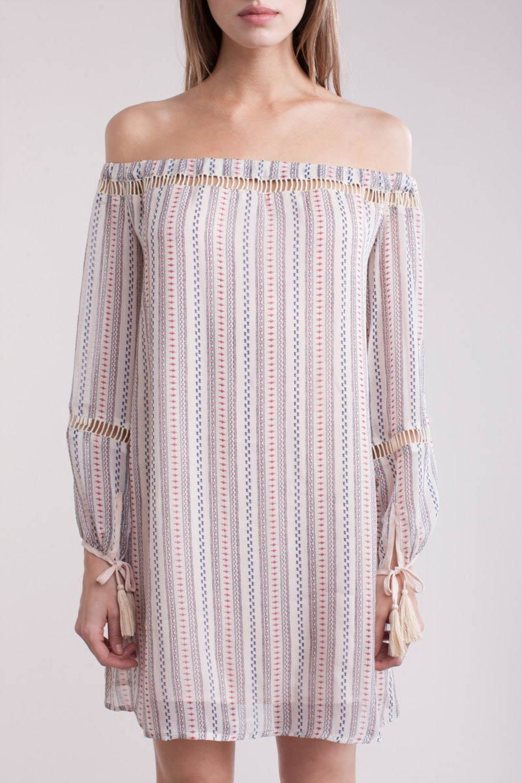 People Outfitter Branford Dress - Side Cropped Image