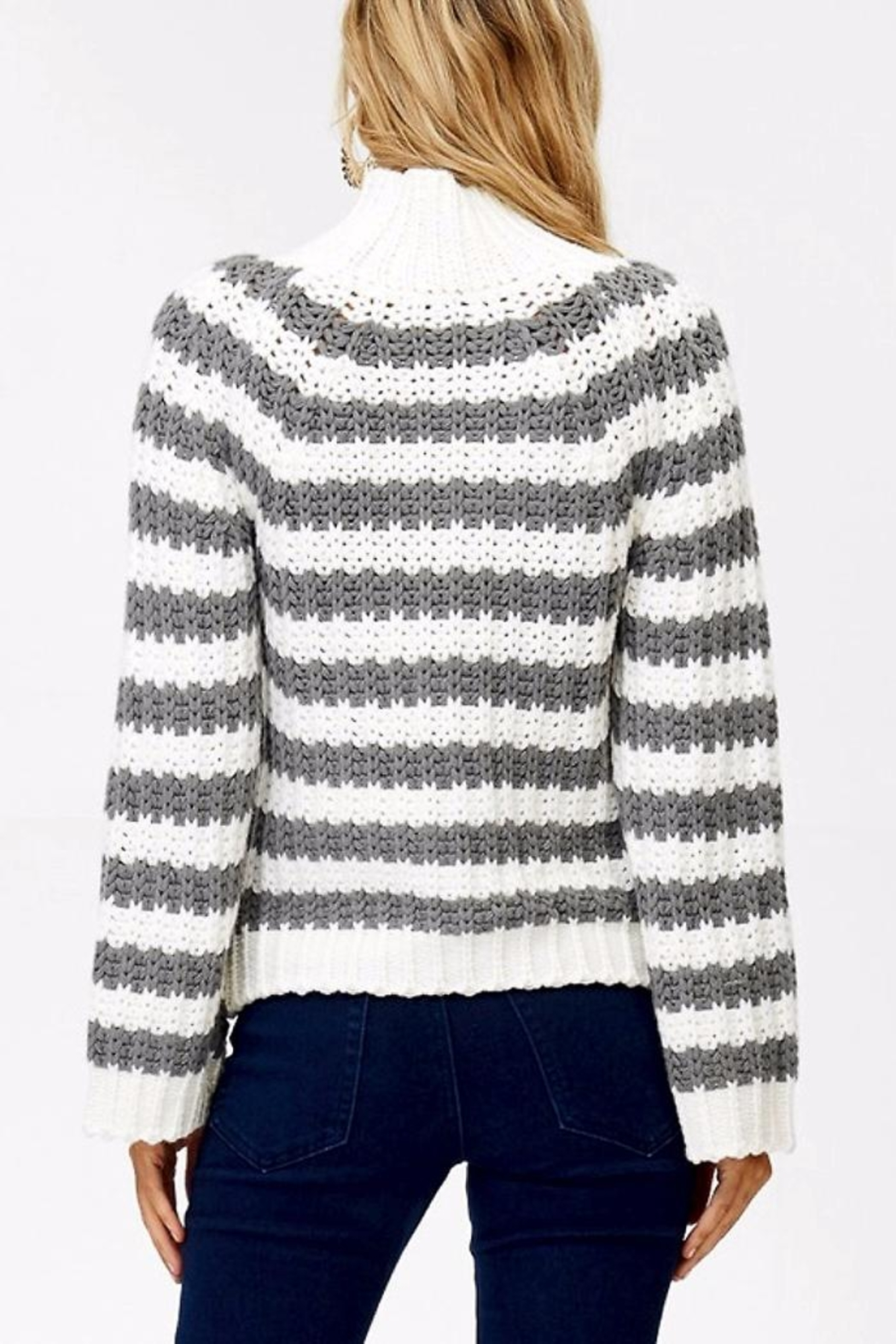 People Outfitter Brooke's Sweater - Front Full Image