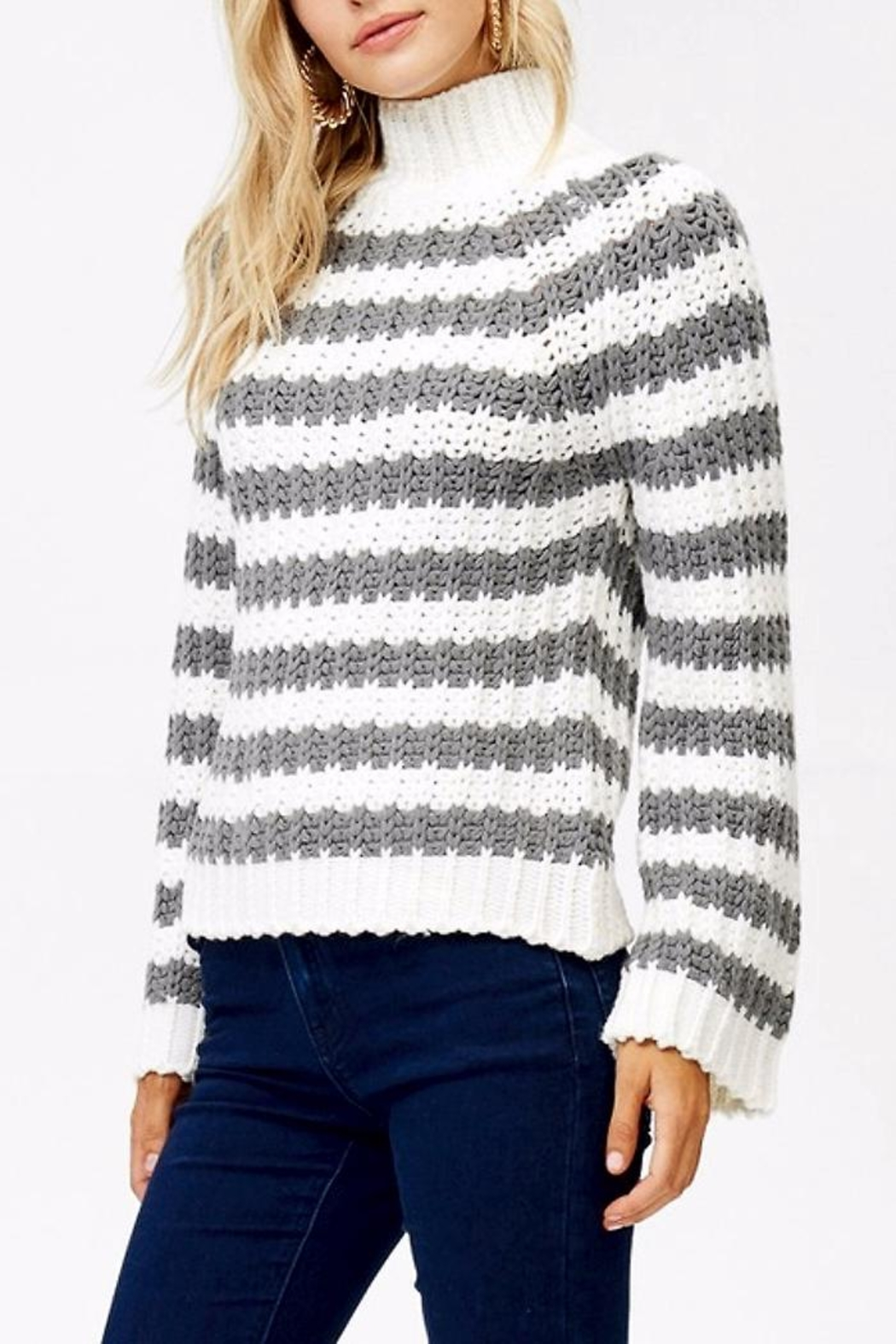 People Outfitter Brooke's Sweater - Main Image
