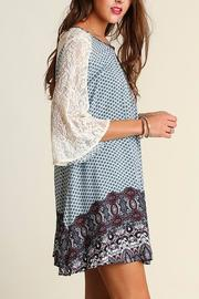 People Outfitter Camilla Blue Dress - Other