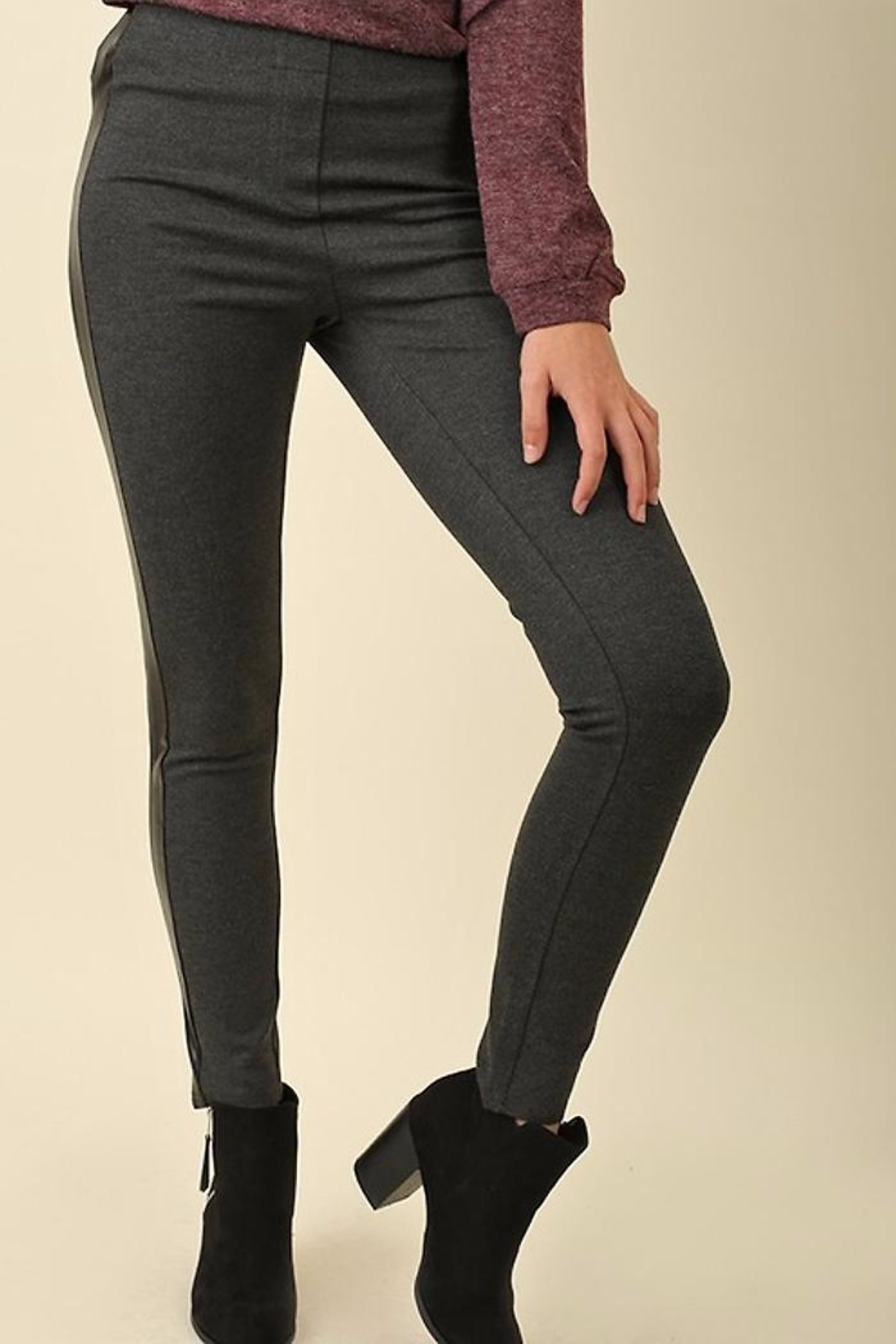 People Outfitter Changing Time Legging - Front Full Image