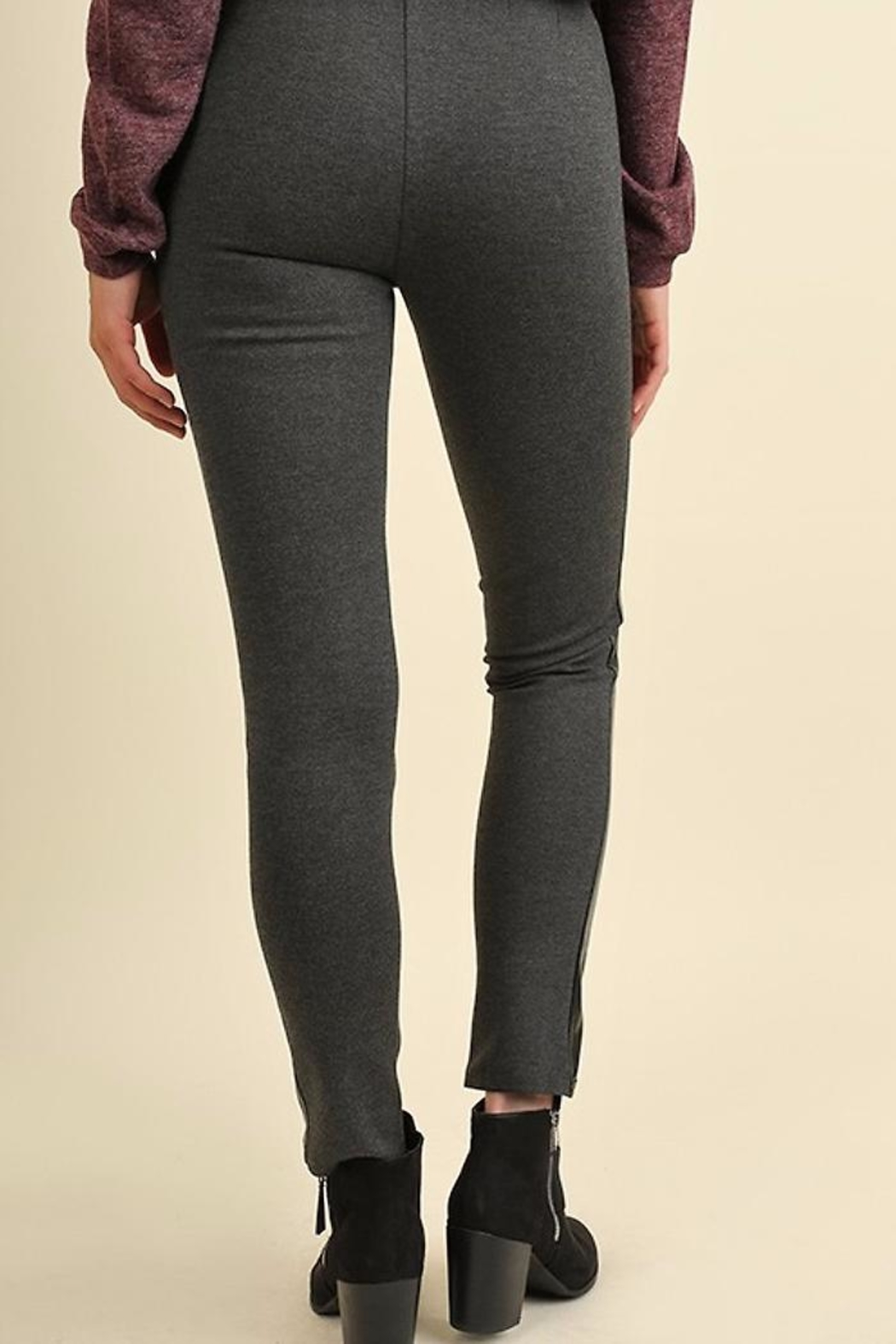 People Outfitter Changing Time Legging - Side Cropped Image