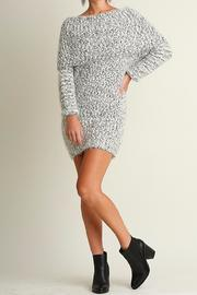 People Outfitter Chunky Knit Dress - Product Mini Image