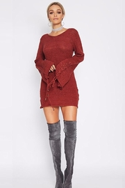 People Outfitter Claudia's Tunic Dress - Front cropped