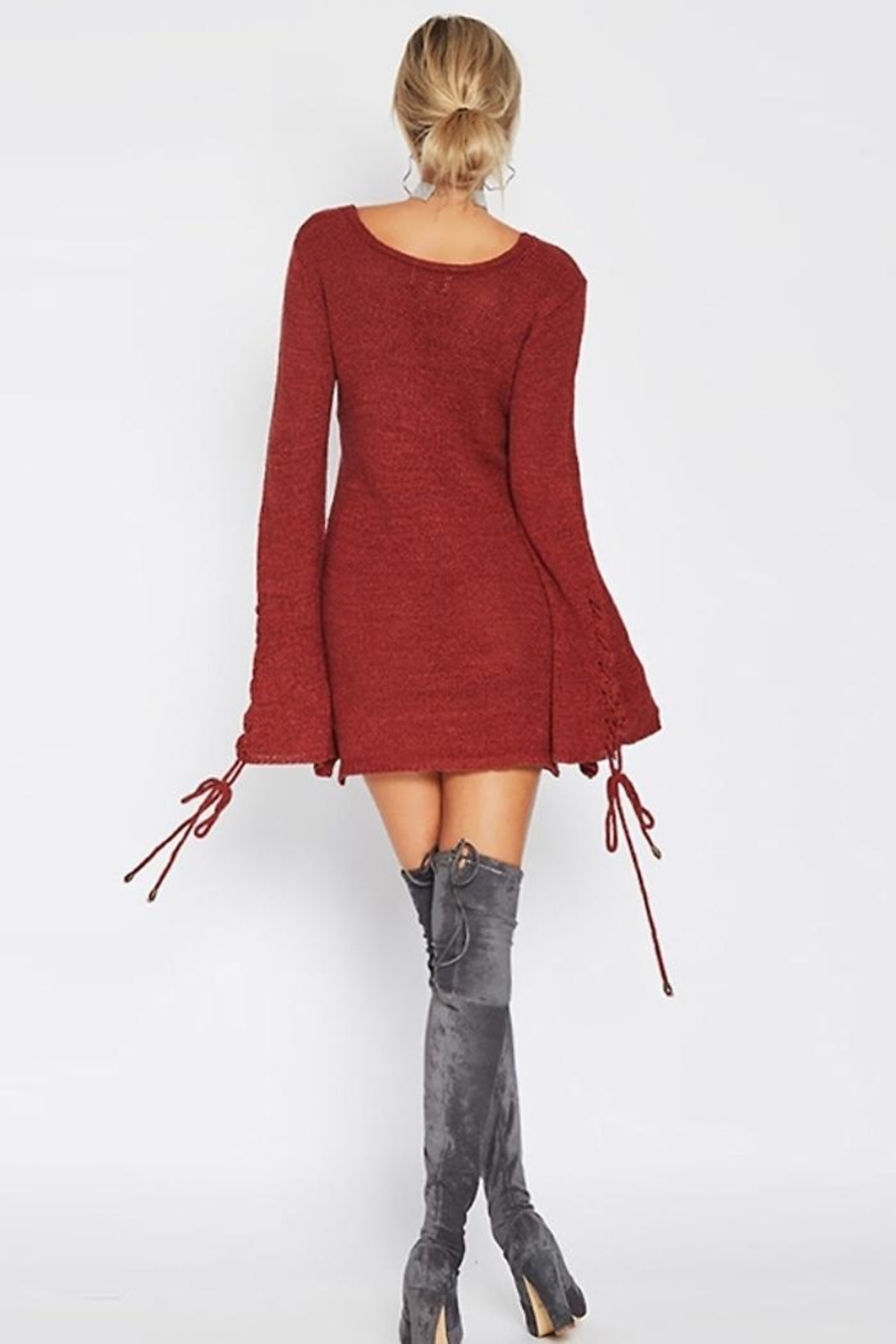 People Outfitter Claudia Tunic - Side Cropped Image