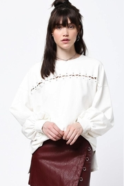 People Outfitter Clear Pure Top - Front cropped
