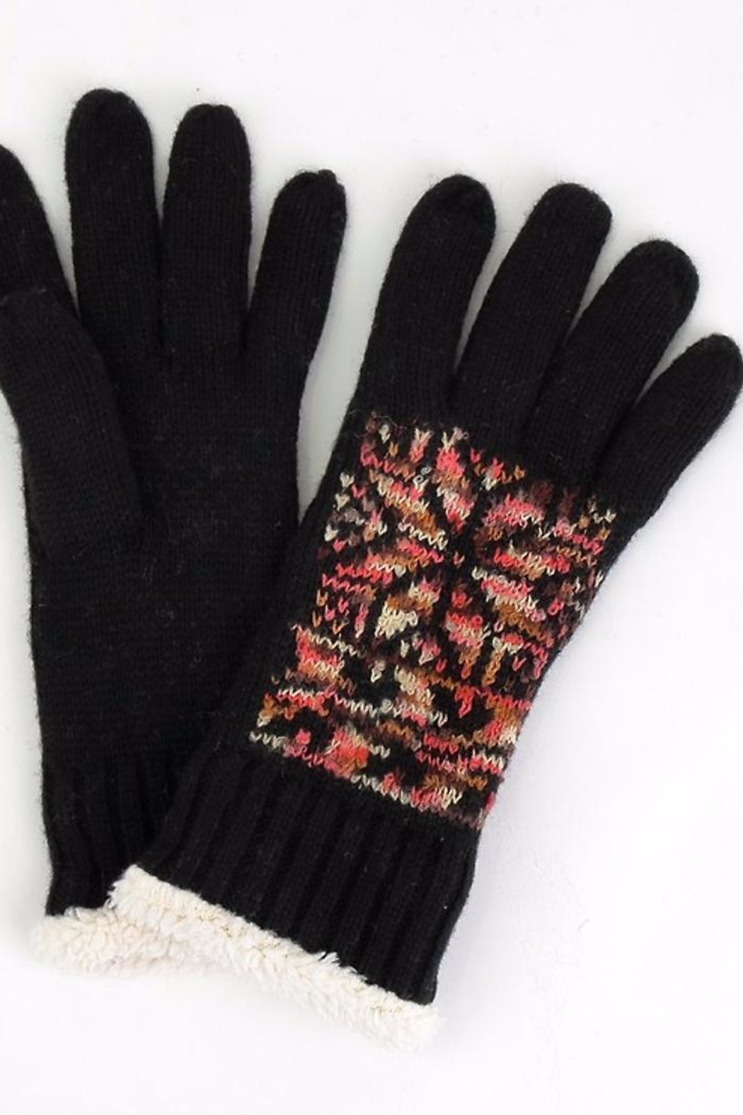 People Outfitter Convince Me Gloves - Back Cropped Image