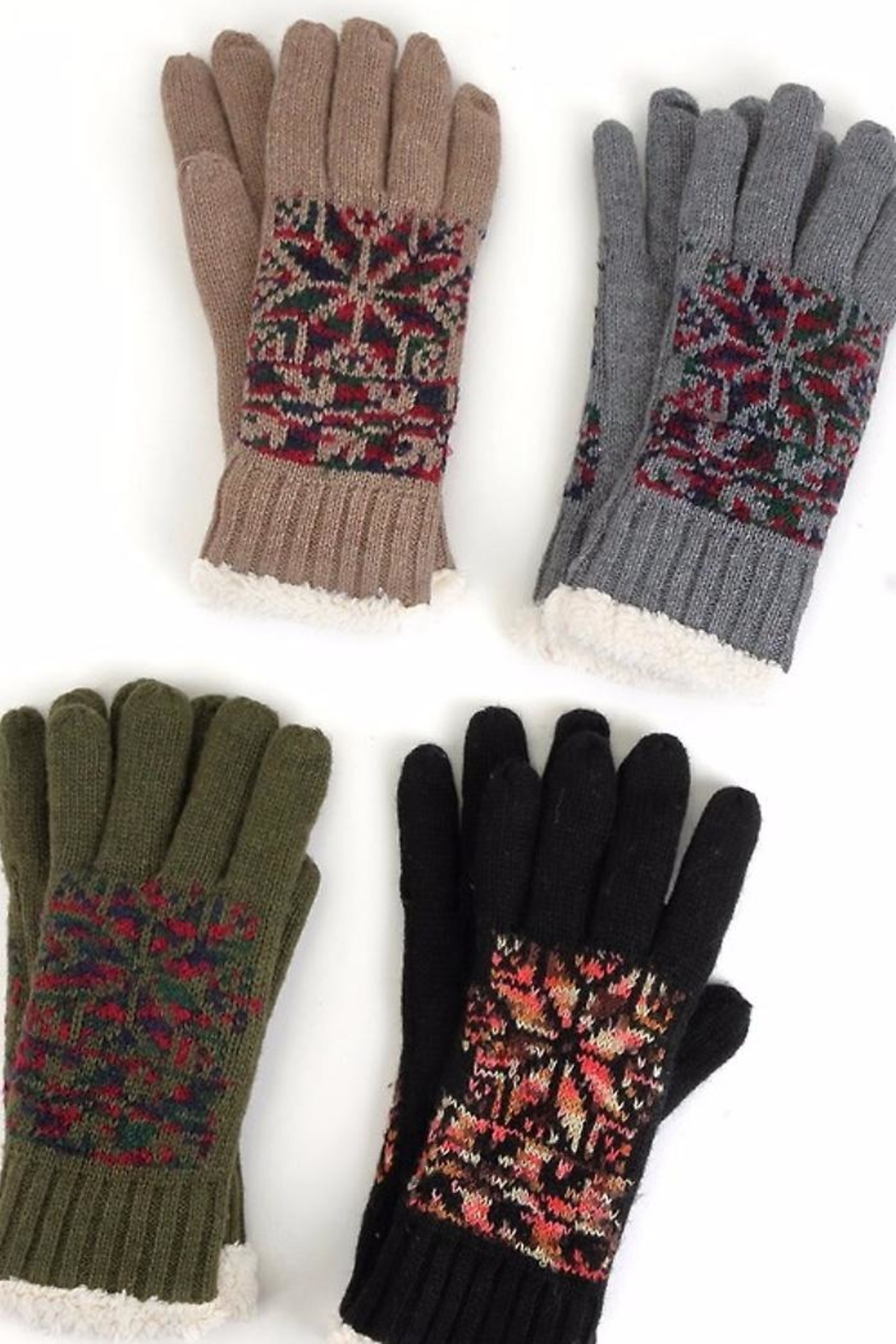 People Outfitter Convince More Gloves - Front Full Image