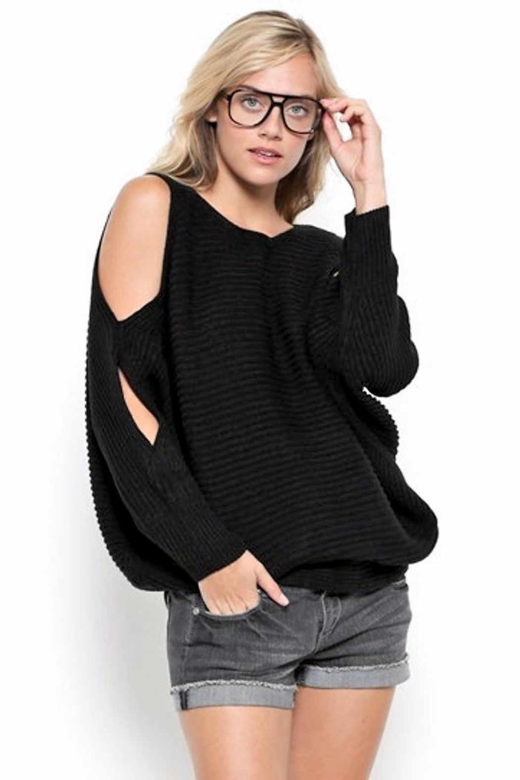 People Outfitter Courtney's New Sweater - Main Image