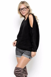 People Outfitter Courtney's New Sweater - Front full body