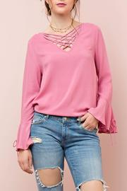 People Outfitter Cut Out Top - Front cropped