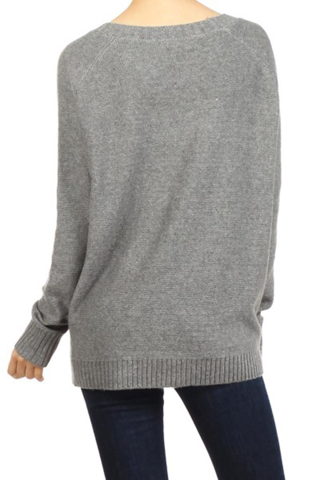 People Outfitter Departures Sweater - Front Full Image