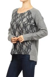 People Outfitter Departures Sweater - Side cropped