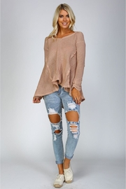People Outfitter Distressed Skinny Jeans - Product Mini Image