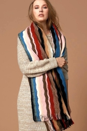 People Outfitters DREAMS'N WISHES MULTICOLOR SCARF