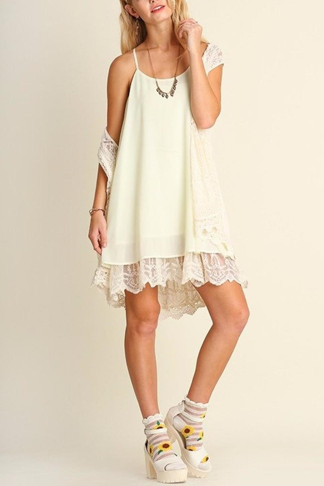 People Outfitter Ella Lace Dress - Main Image