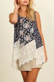 People Outfitter Emma's Way Lace Tunic - Product Mini Image