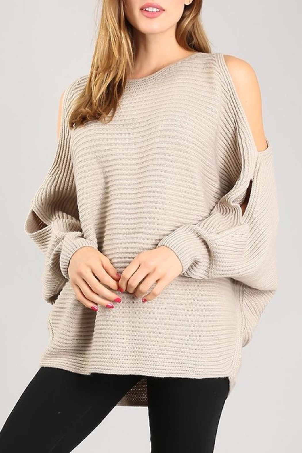 People Outfitter Ever Beautiful Sweater - Main Image