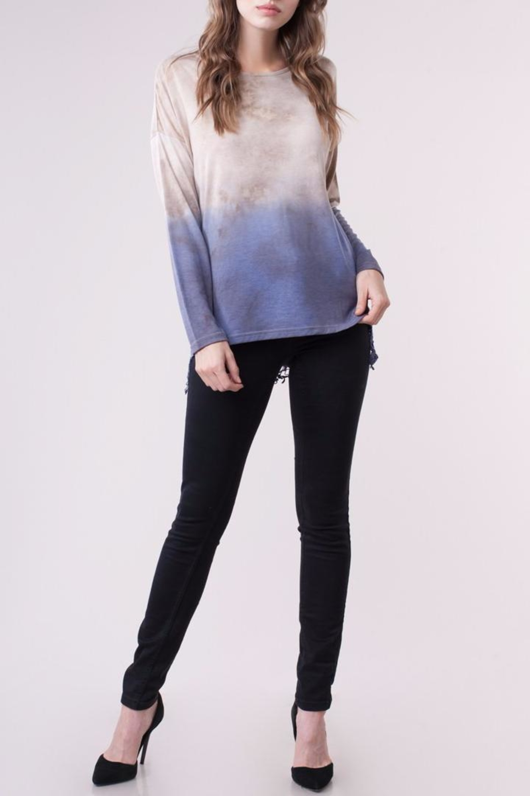 People Outfitter Geneva Knit Top - Main Image