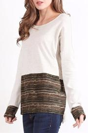 People Outfitter Girl Talk Top - Side cropped