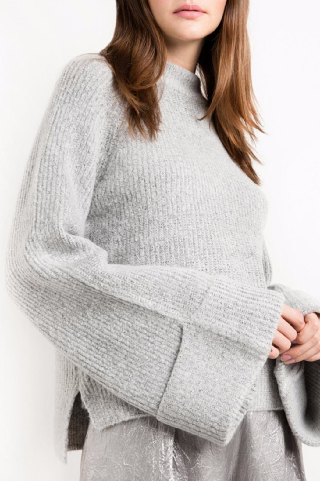 People Outfitter Go Softly Sweater - Main Image