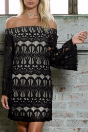People Outfitter Hayley Lace Dress - Product Mini Image