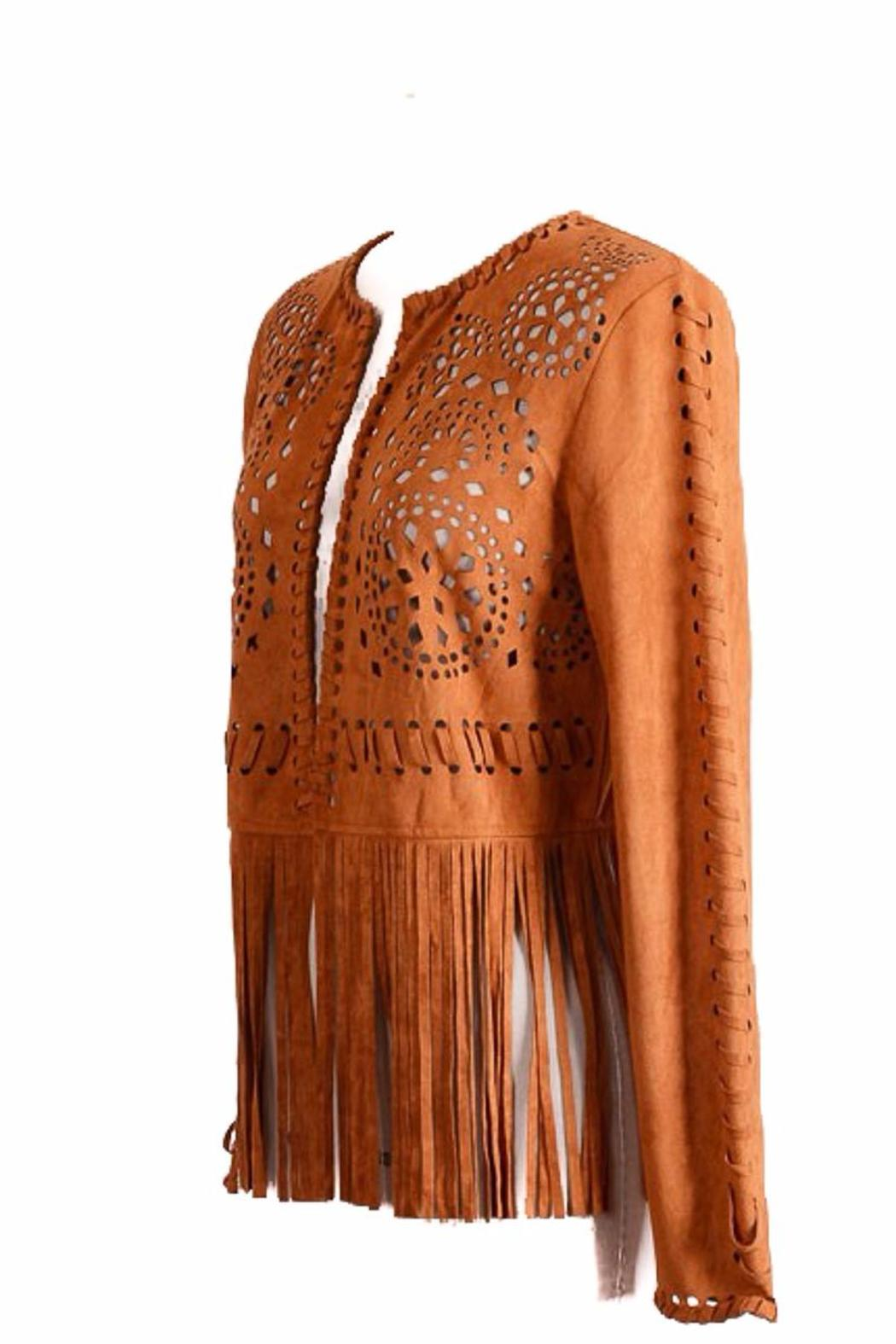People Outfitter Hippie Fringe Cowgirl - Side Cropped Image