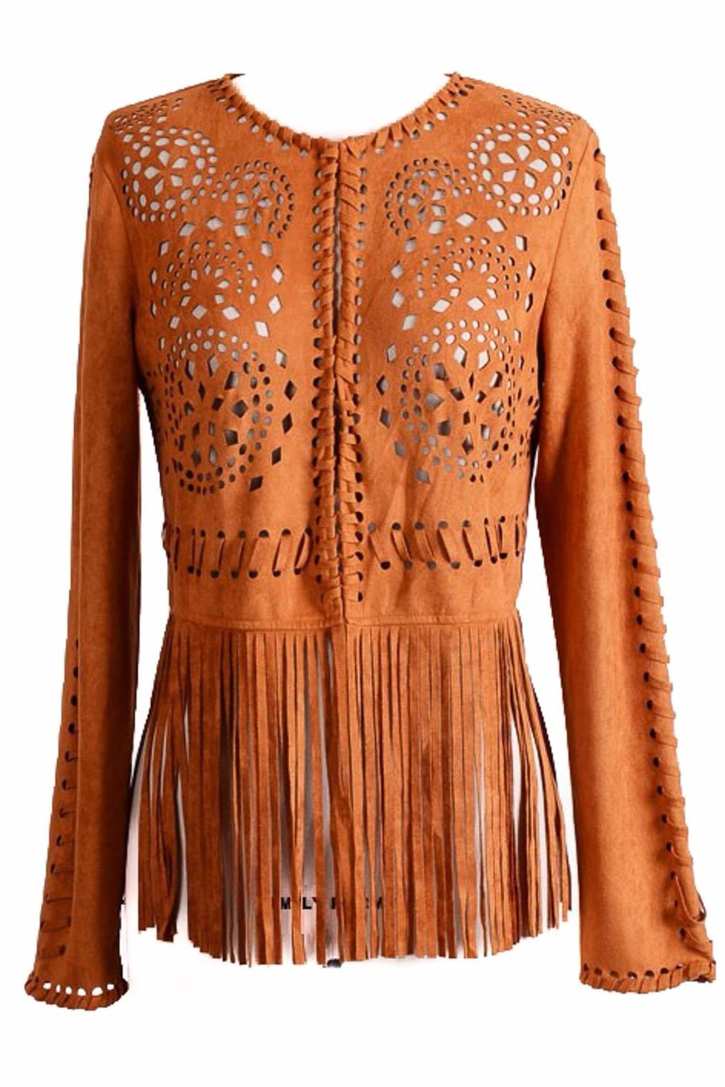 People Outfitter Hippie Fringe Cowgirl - Main Image
