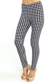 People Outfitter Houndstooth Legging - Other