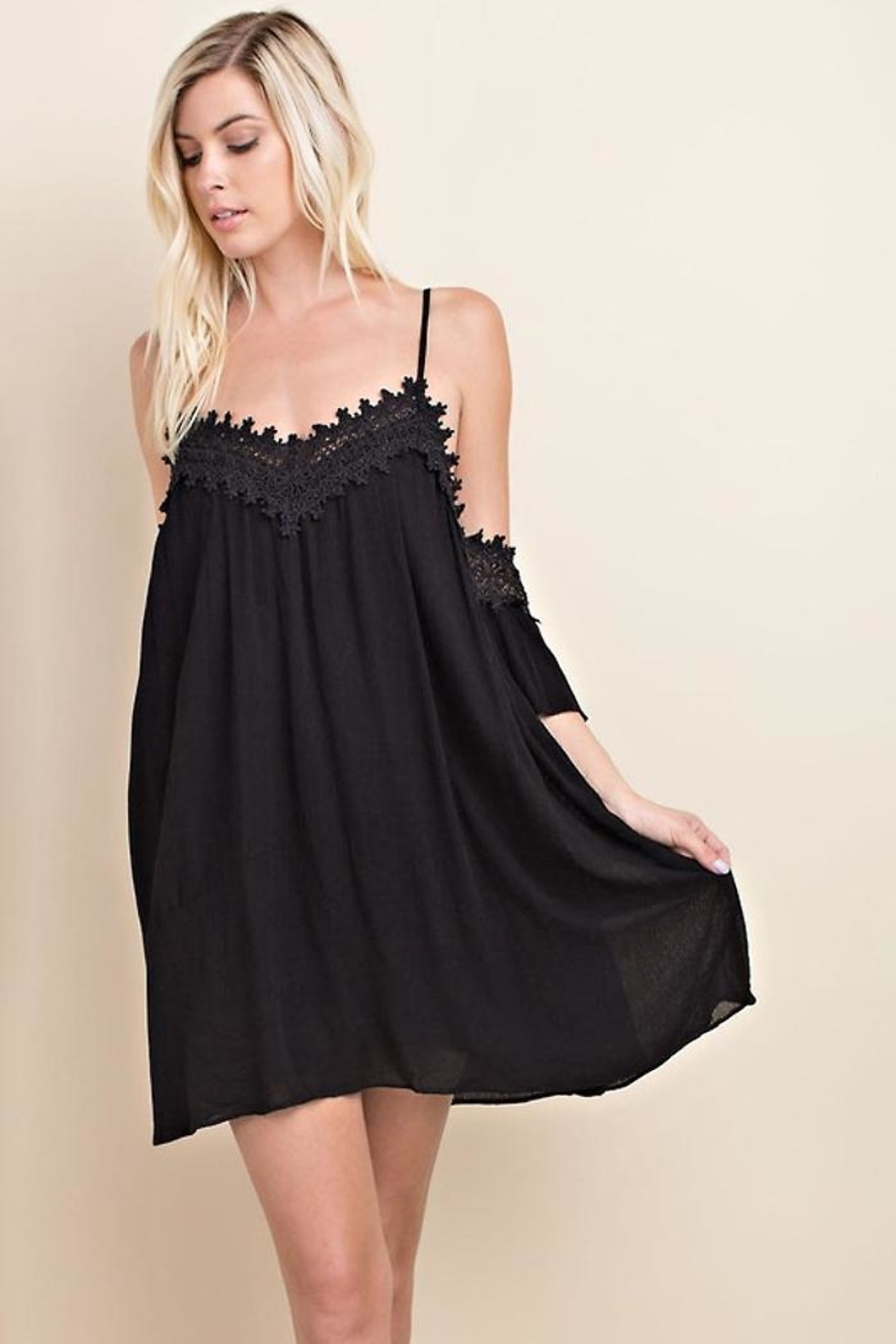 People Outfitter In-The City Dress - Side Cropped Image