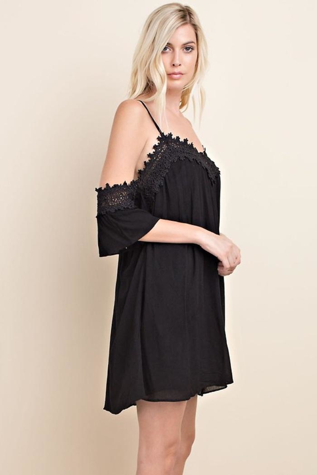 People Outfitter In-The City Dress - Front Full Image