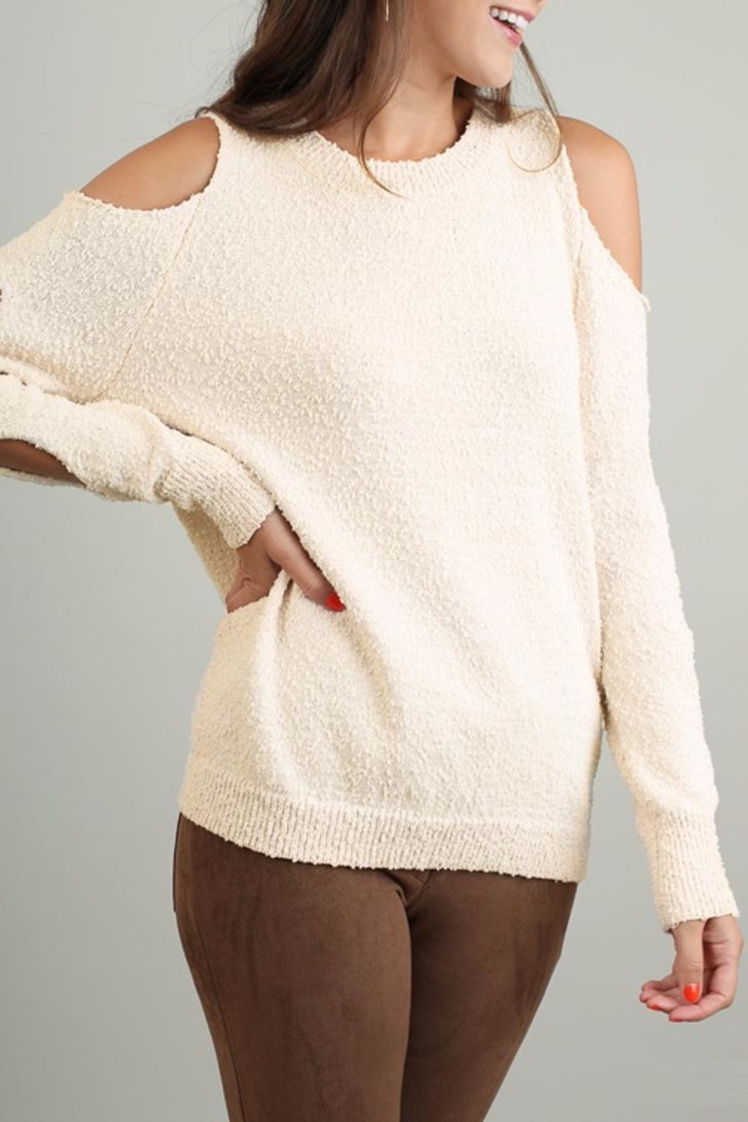 People Outfitter Ines Soft Sweater from New York City — Shoptiques