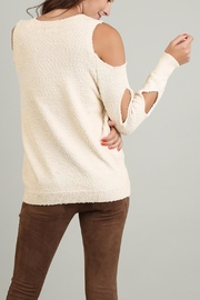 People Outfitter Ines Soft Sweater - Front full body