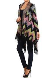 People Outfitter Keep Cozy Cardi - Back cropped