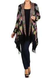 People Outfitter Keep Cozy Cardi - Front cropped