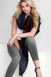 People Outfitter Kennedy Woven Scarf - Front full body