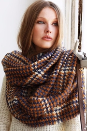 People Outfitter Kensington Camel Scarf - Product Mini Image