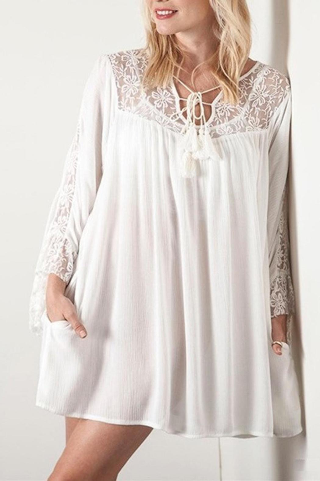 People Outfitter Kimmi Lace Dress - Main Image