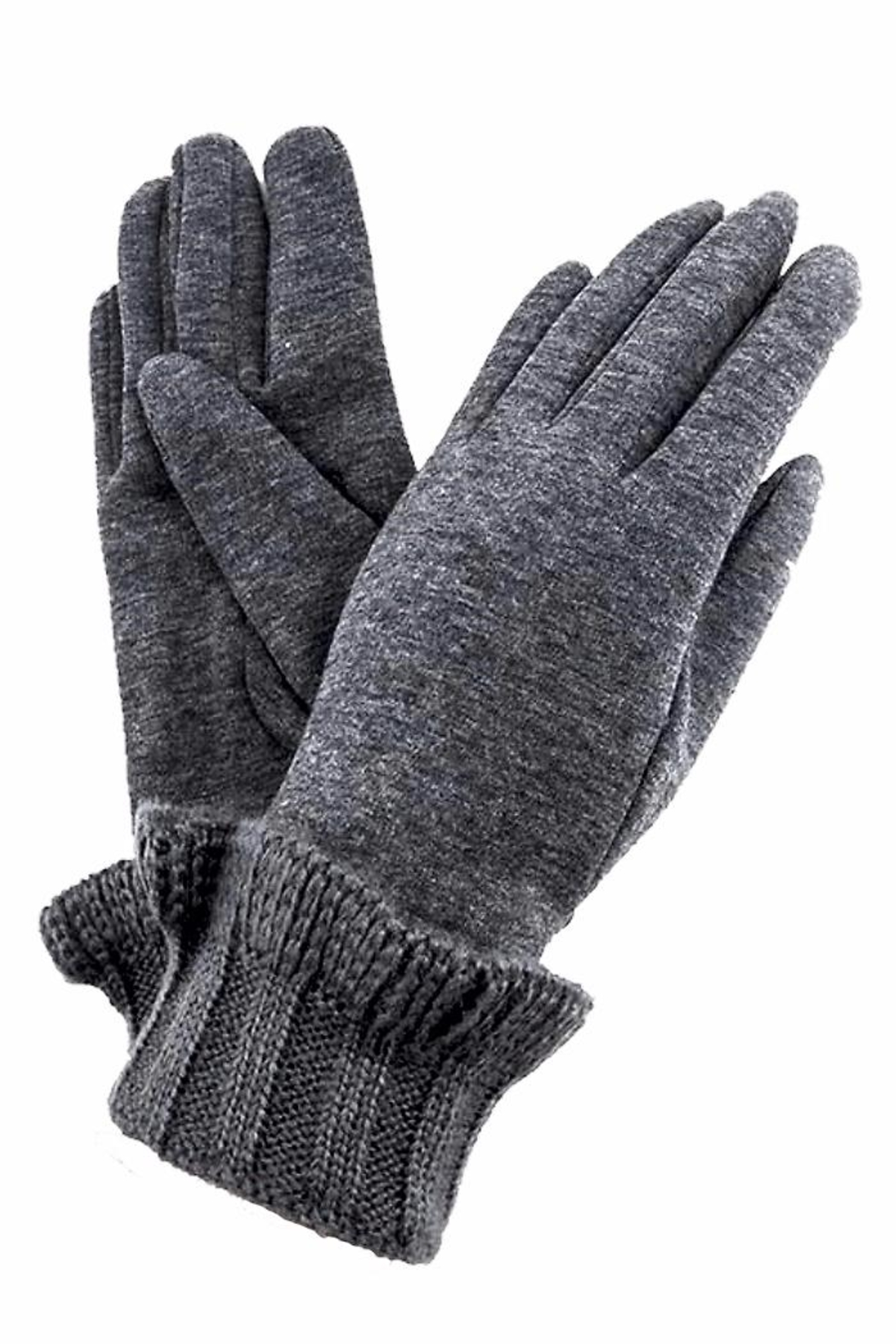People Outfitter Knit Combo Gloves - Main Image