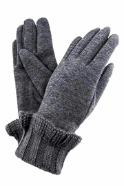 People Outfitter Knit Combo Gloves - Front cropped
