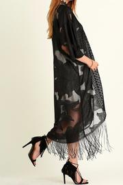 Shoptiques Product: Lace Kimono Duster - Other
