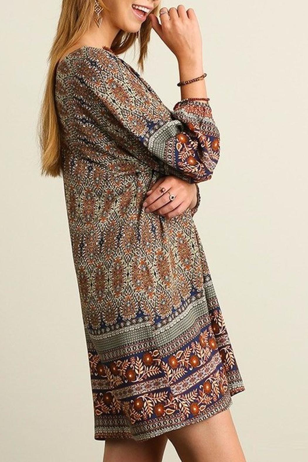 People Outfitter Laurel Dress - Side Cropped Image