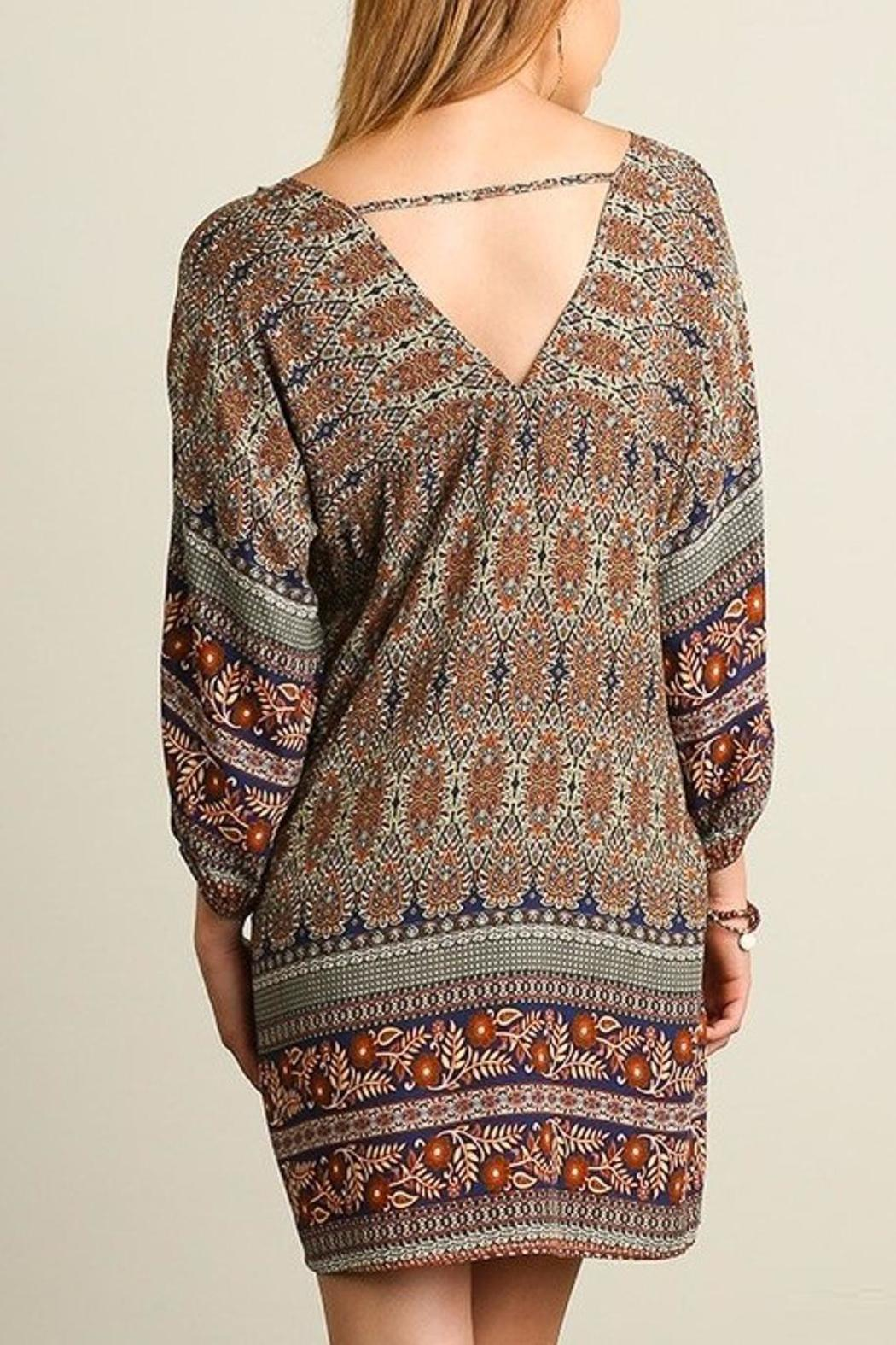 People Outfitter Laurel Dress - Front Full Image