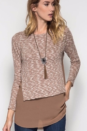 People Outfitter Lily's Knit Tunic - Product Mini Image