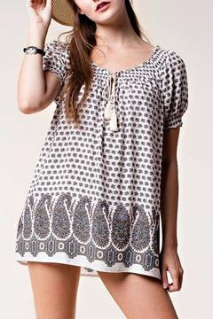 Shoptiques Product: Loveliest Printed Top