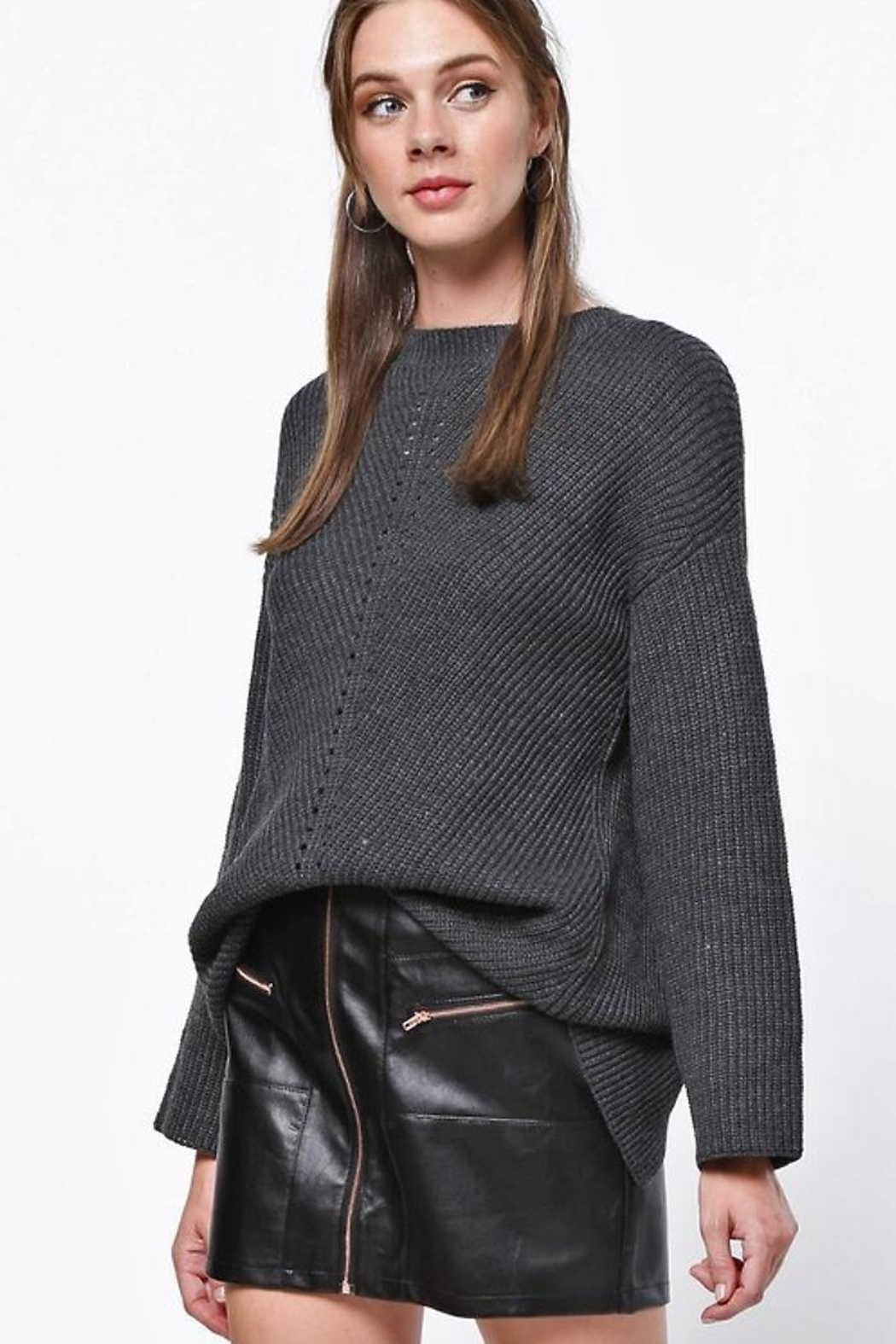People Outfitter Lure Me Top - Side Cropped Image