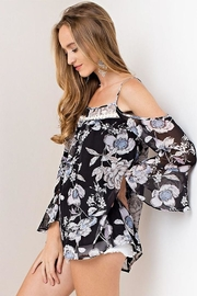 People Outfitter May Flower Top - Product Mini Image