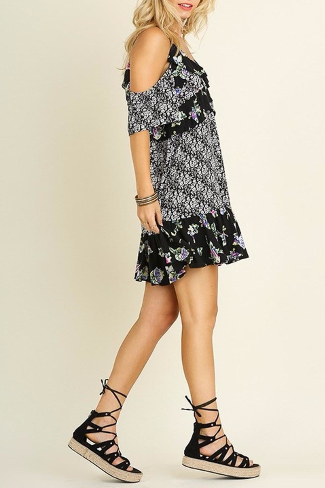 People Outfitter Melt Heart Dress - Front Full Image