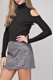 People Outfitter Mia Knit Top - Side cropped