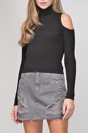 People Outfitter Mia Knit Top - Product Mini Image